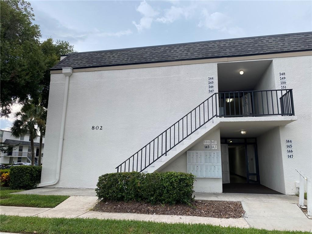 802 OAKGROVE DRIVE #140 Property Photo - BRANDON, FL real estate listing