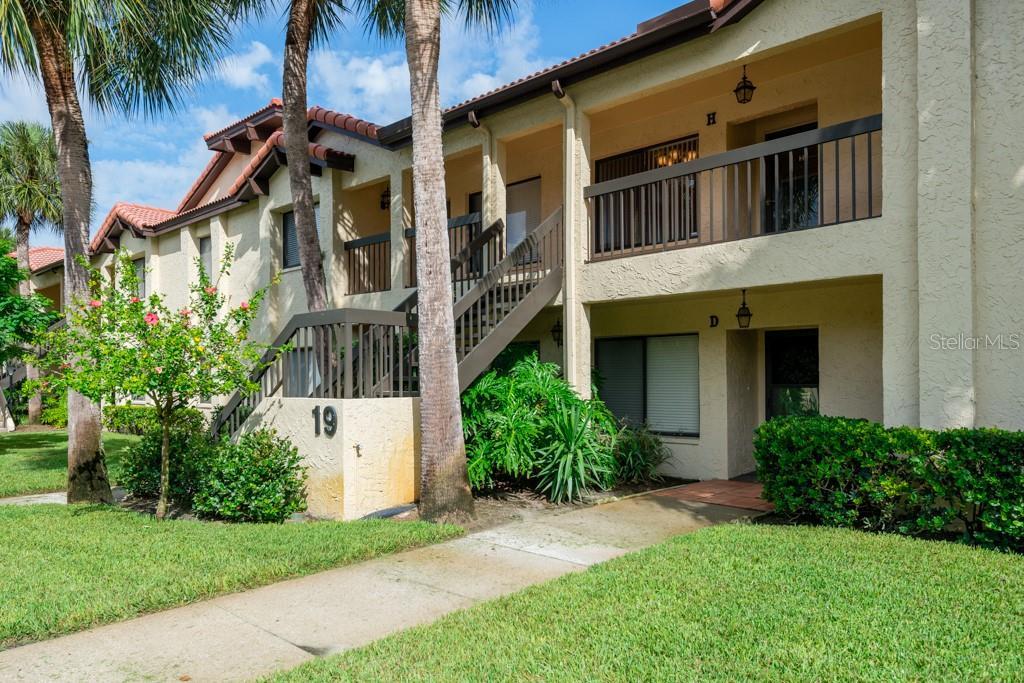 1801 E LAKE ROAD #19H Property Photo - PALM HARBOR, FL real estate listing