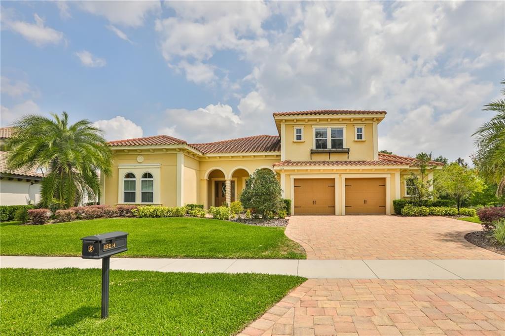 15214 FISHHAWK PRESERVE DRIVE Property Photo - LITHIA, FL real estate listing