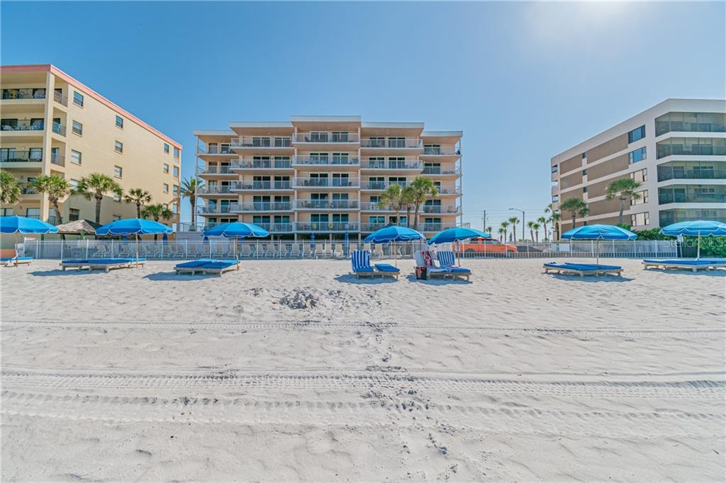 14700 GULF BOULEVARD #505 Property Photo - MADEIRA BEACH, FL real estate listing