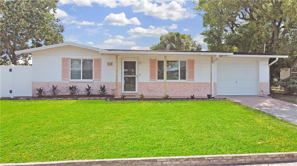 5 LAKE SHORE DRIVE Property Photo - PALM HARBOR, FL real estate listing
