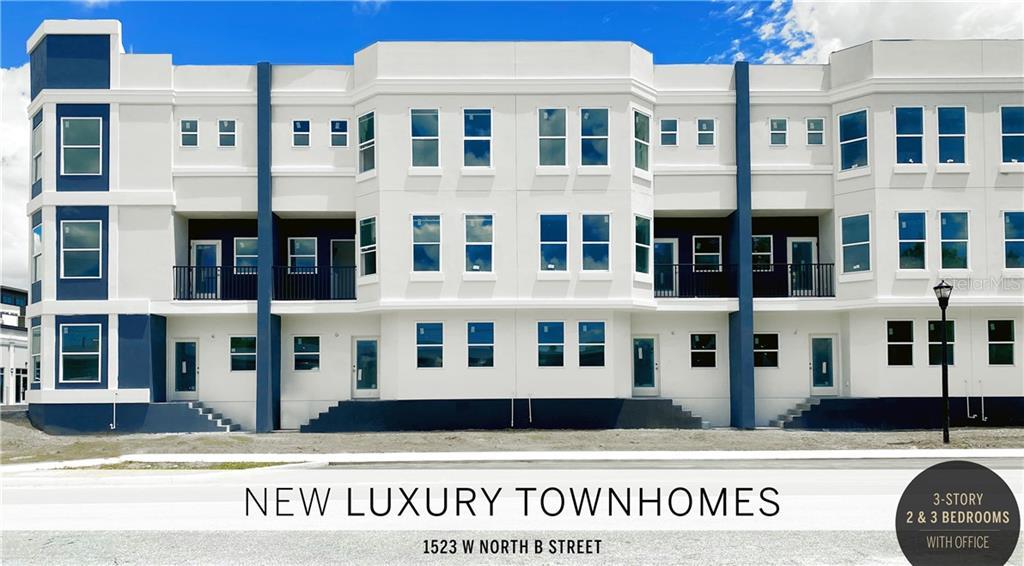 1523 W NORTH B STREET #5 Property Photo - TAMPA, FL real estate listing