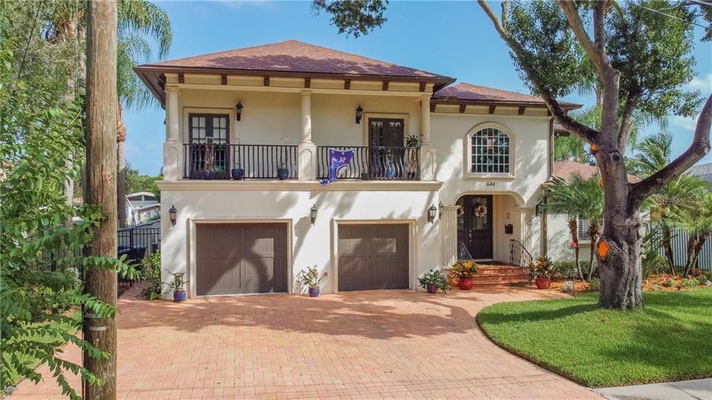 644 GENEVA PLACE Property Photo - TAMPA, FL real estate listing