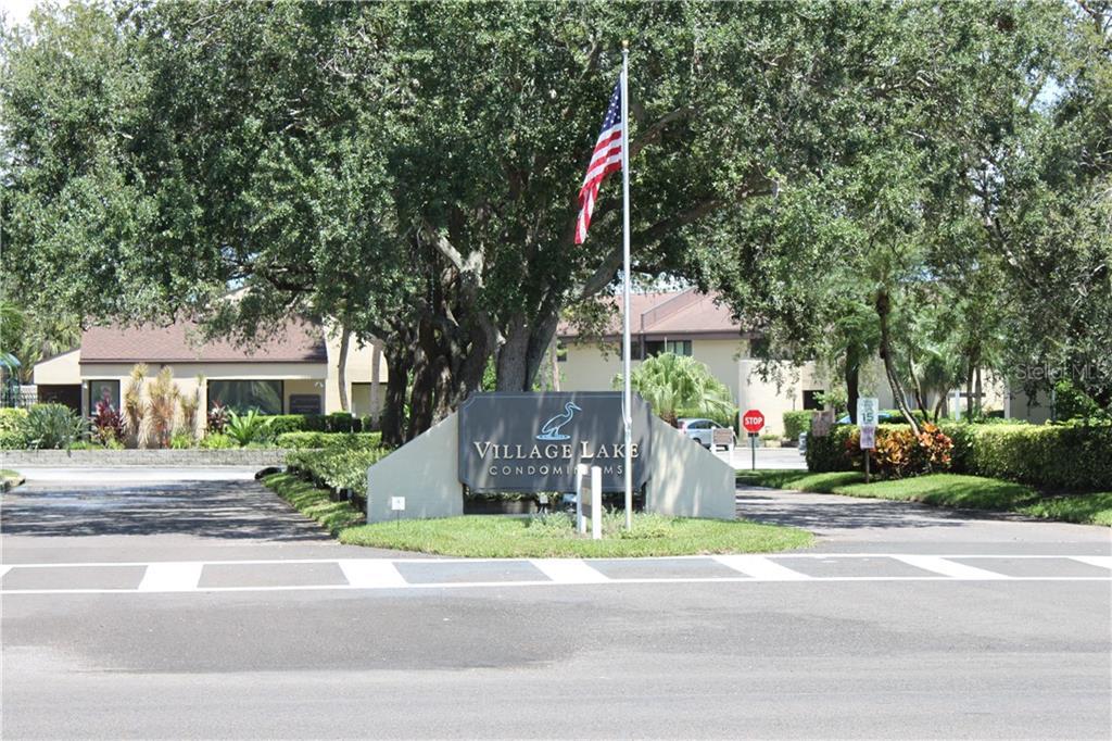 705 S VILLAGE DRIVE N #107 Property Photo - ST PETERSBURG, FL real estate listing