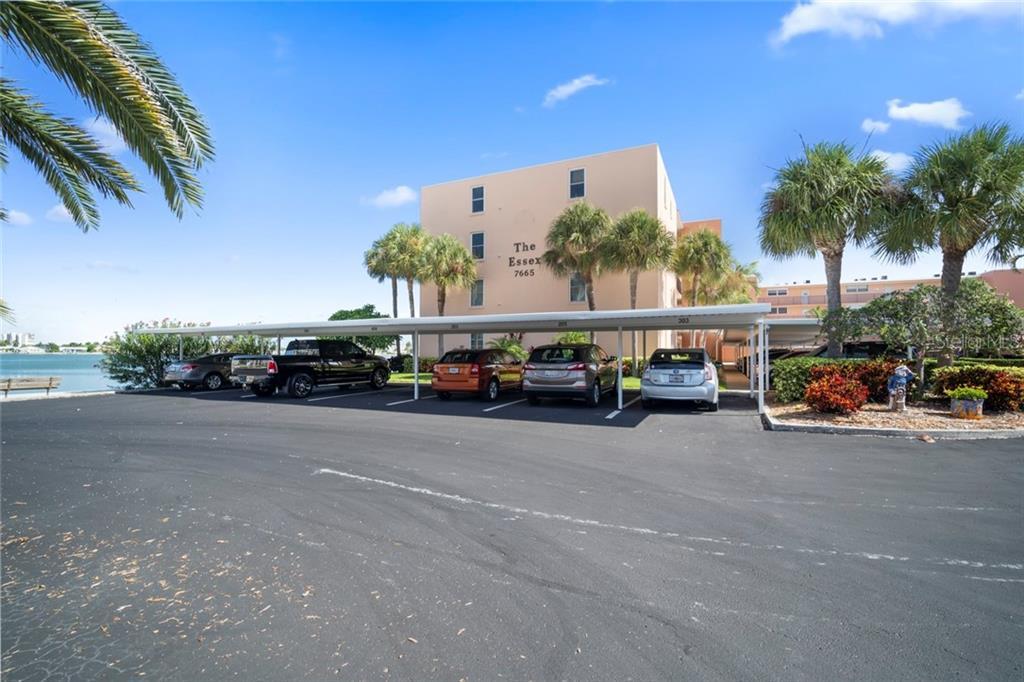 7665 SUN ISLAND S #208 Property Photo - SOUTH PASADENA, FL real estate listing