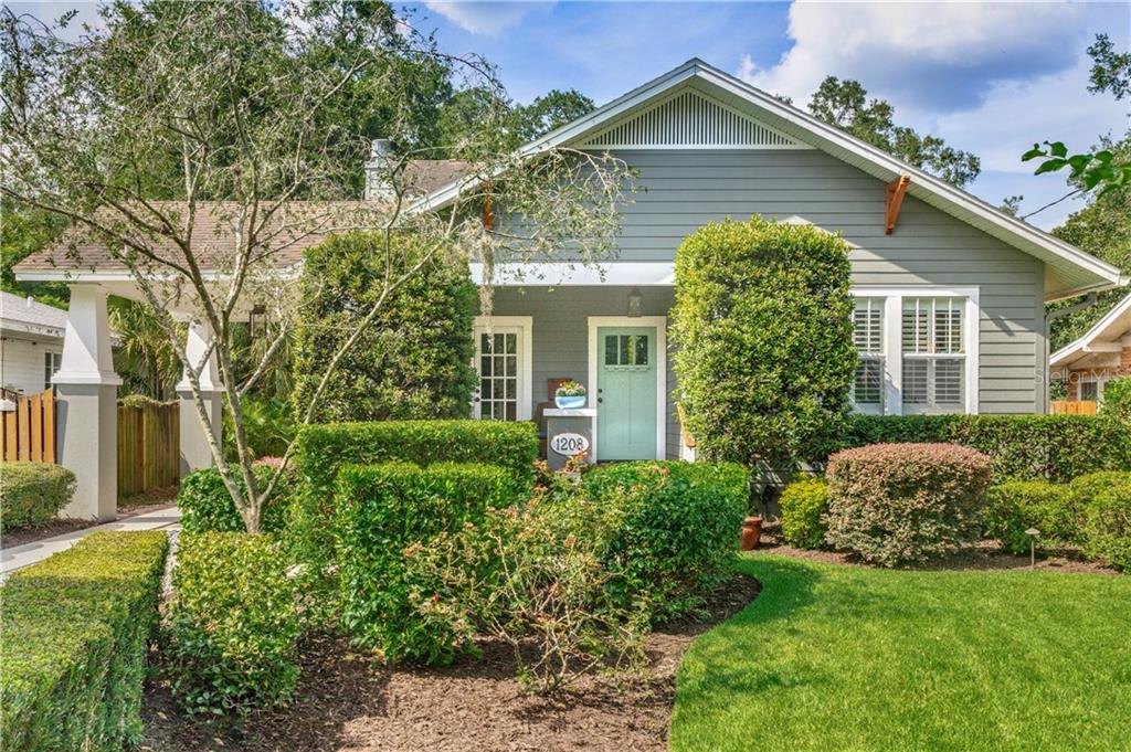1208 E CLIFTON STREET Property Photo - TAMPA, FL real estate listing