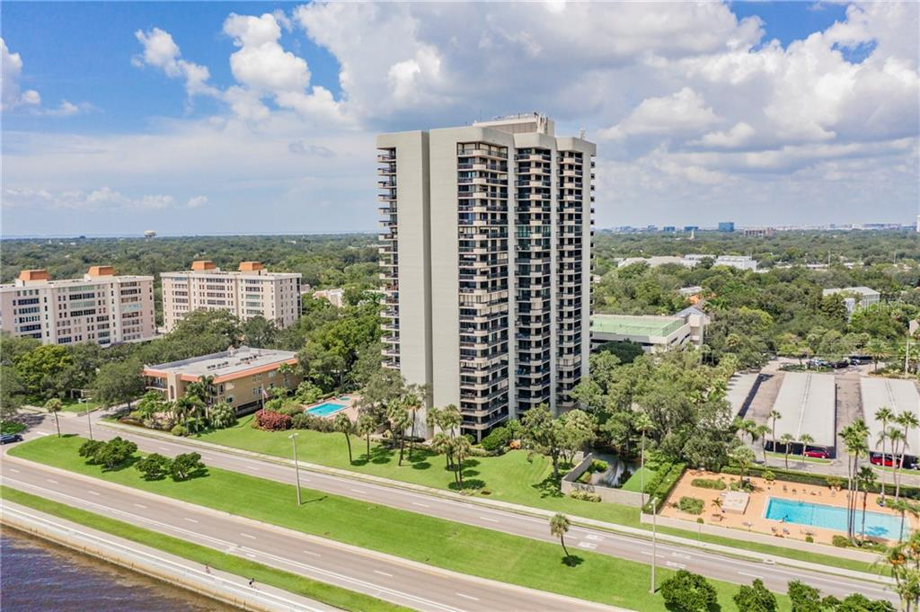 2413 BAYSHORE BOULEVARD #306 Property Photo - TAMPA, FL real estate listing