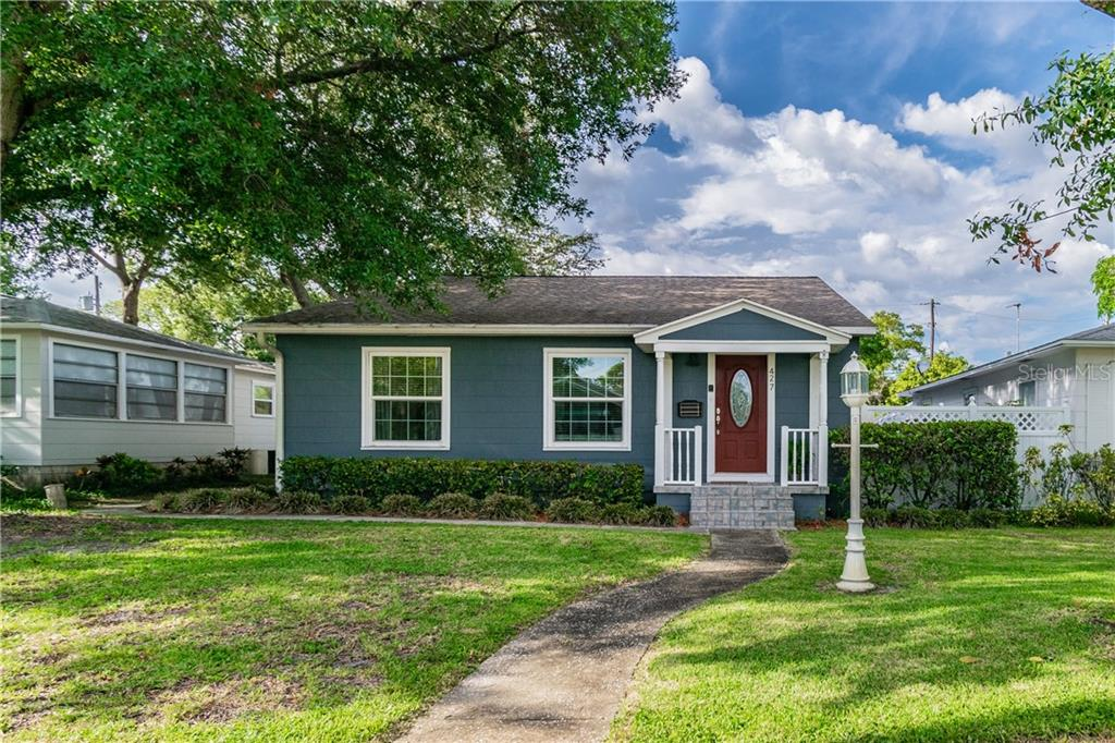427 28TH AVENUE N Property Photo - ST PETERSBURG, FL real estate listing