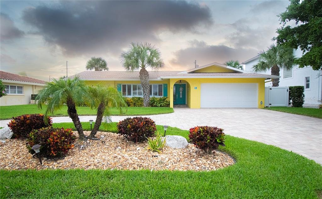 102 23RD STREET Property Photo - BELLEAIR BEACH, FL real estate listing