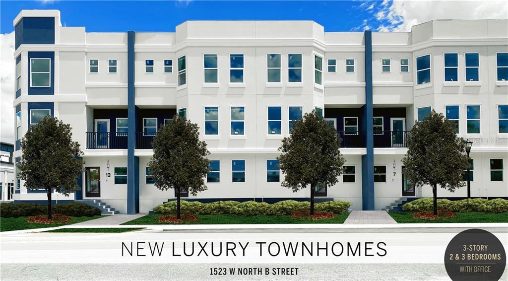1523 W NORTH B STREET #10 Property Photo - TAMPA, FL real estate listing