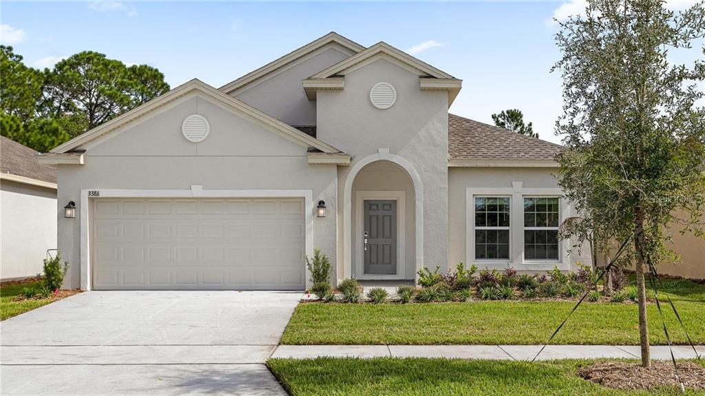 3386 SAGEBRUSH STREET Property Photo - HARMONY, FL real estate listing