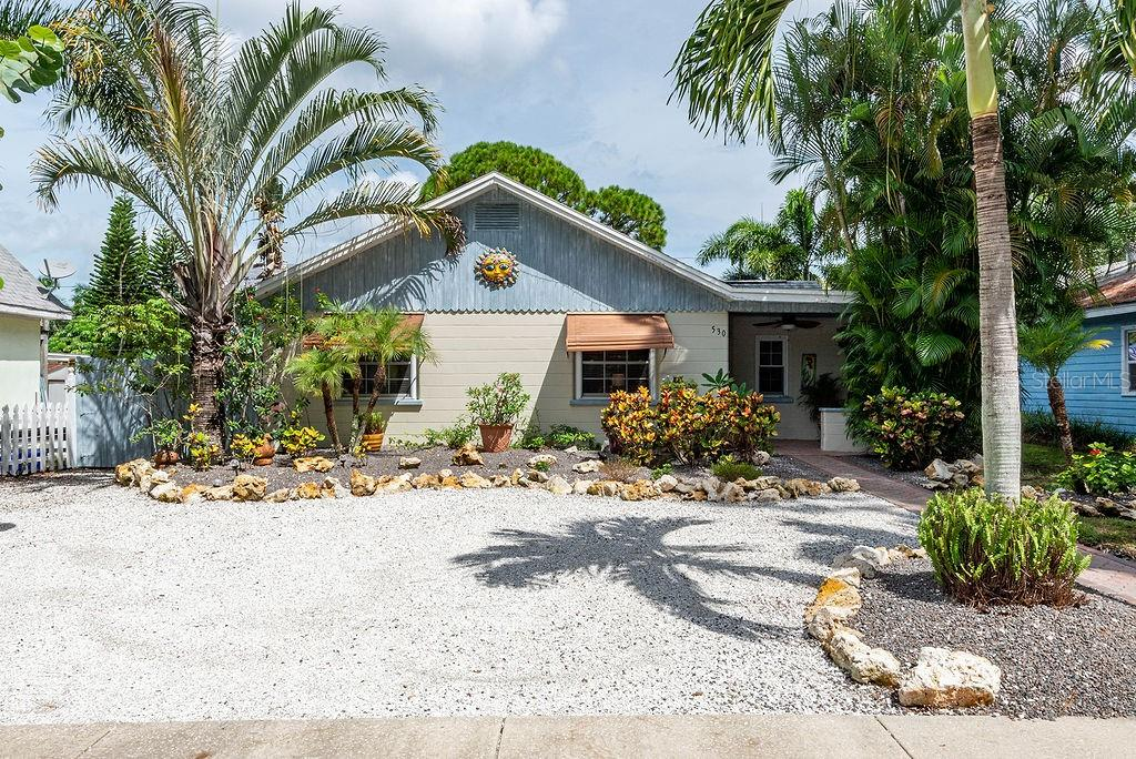 530 TENNESSEE AVENUE Property Photo - CRYSTAL BEACH, FL real estate listing