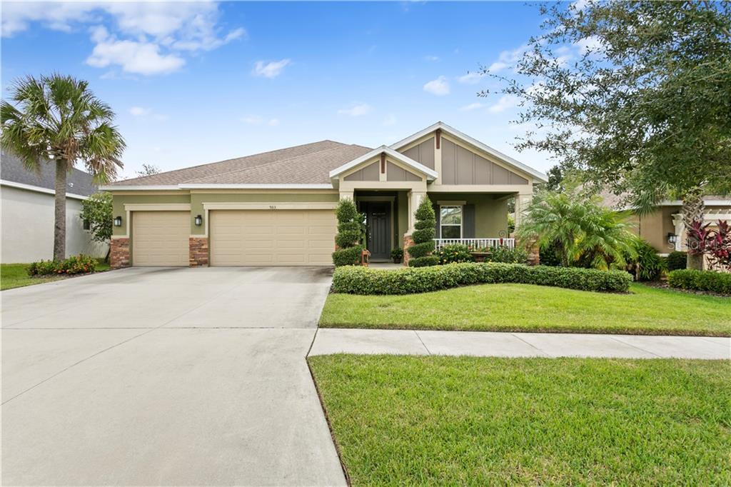 903 HERITAGE GROVES DRIVE Property Photo - BRANDON, FL real estate listing
