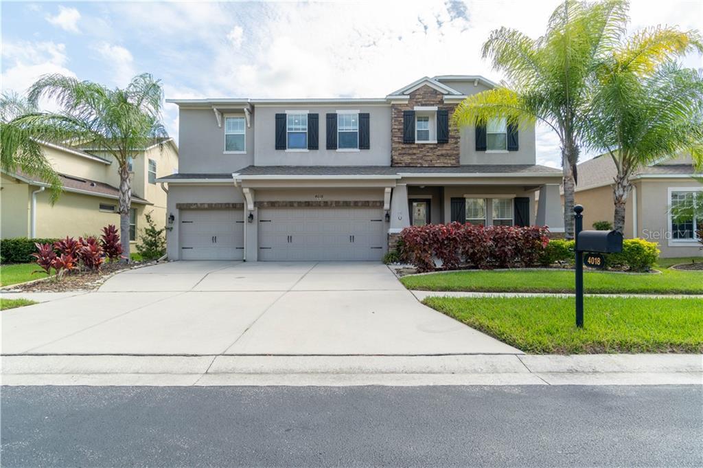 4018 Windcrest Drive Property Photo