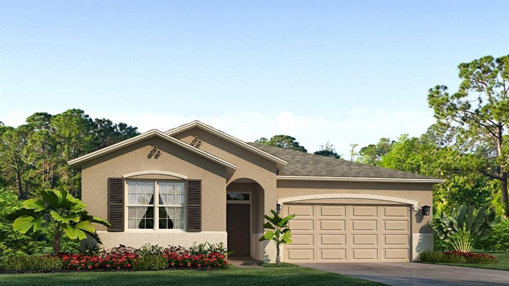 5831 Oak Bridge Court Property Photo