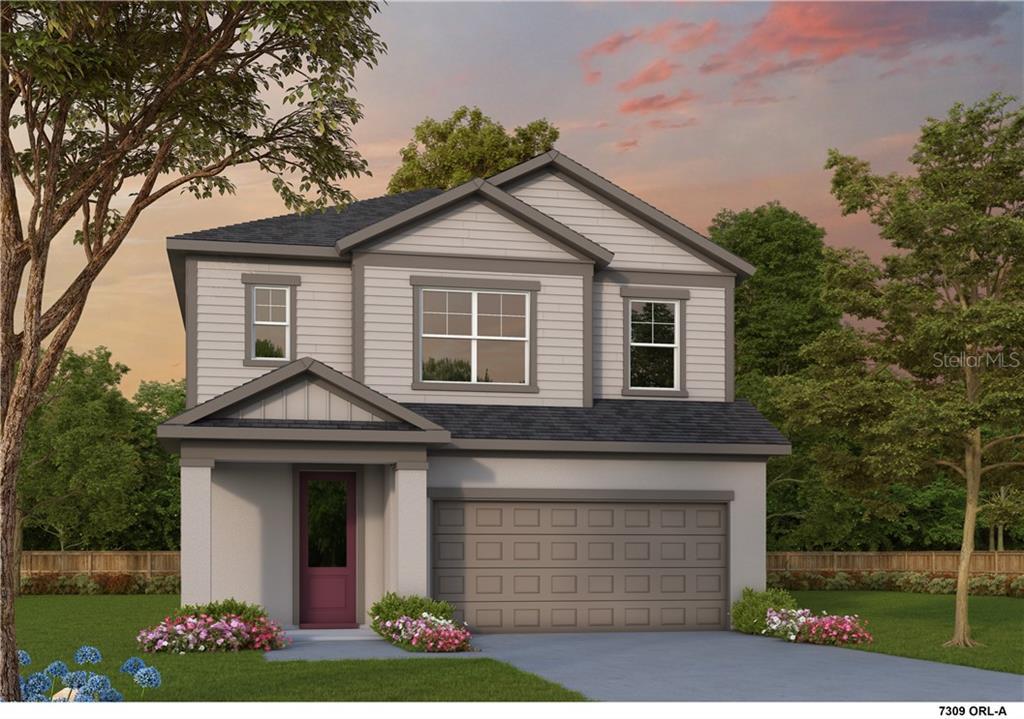 4222 HIBISCUS BLOOM DRIVE Property Photo - ORLANDO, FL real estate listing