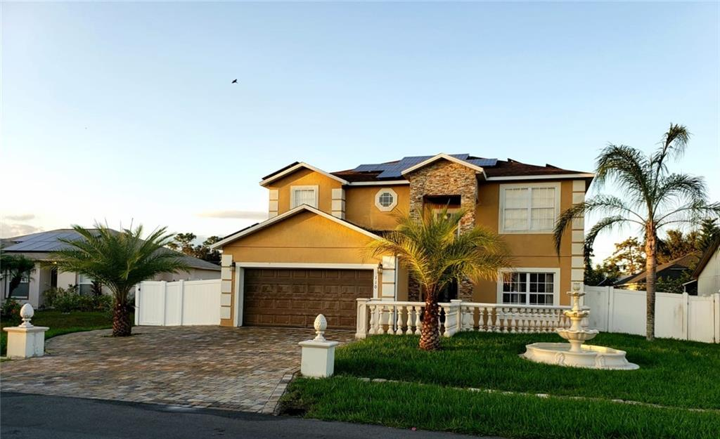 110 BRIARCLIFF DRIVE Property Photo - KISSIMMEE, FL real estate listing