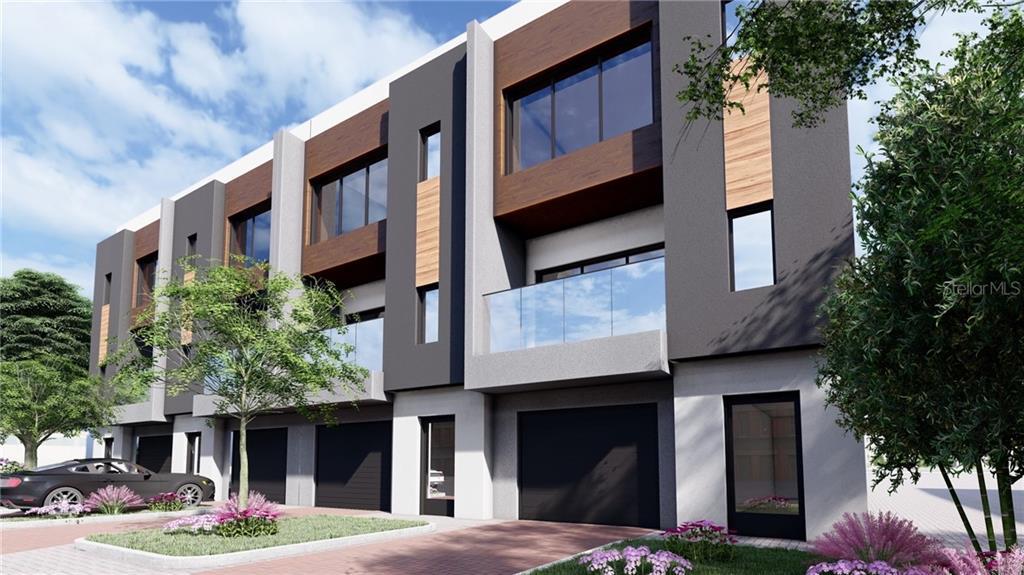 2705 N BOULEVARD STREET #4 Property Photo - TAMPA, FL real estate listing
