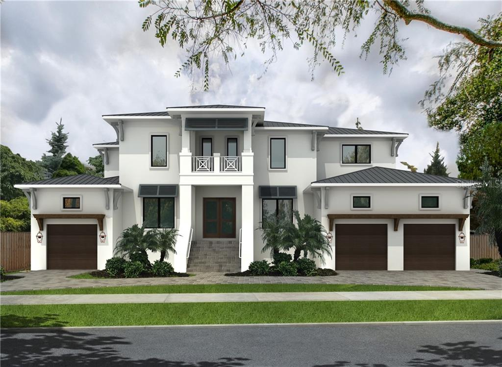 413 S SHORE CREST DRIVE Property Photo - TAMPA, FL real estate listing