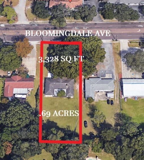 601 W Bloomingdale Avenue Property Photo