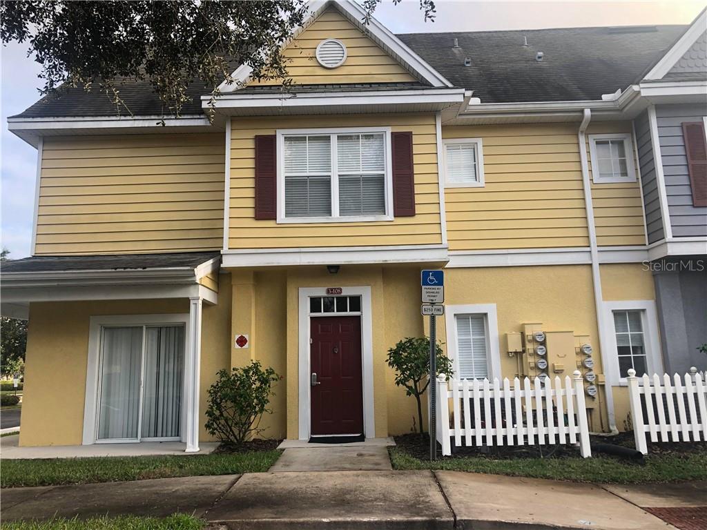 2606 LODI CIRCLE #108 Property Photo - KISSIMMEE, FL real estate listing