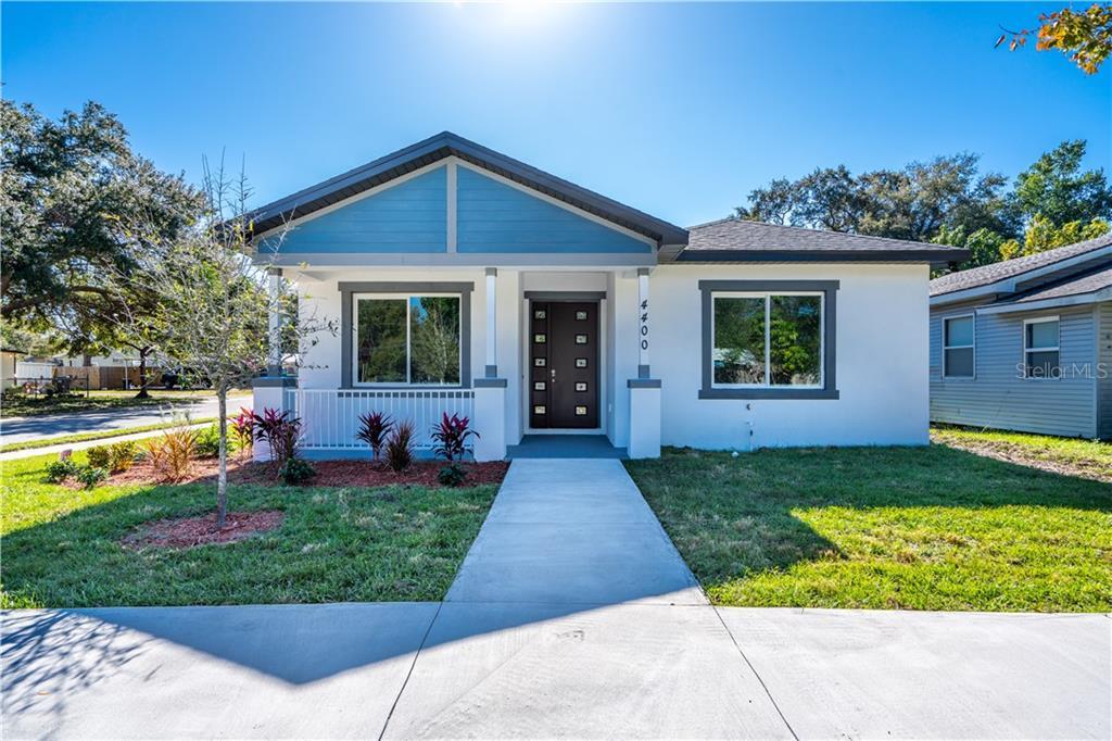 4400 43RD AVENUE N Property Photo - ST PETERSBURG, FL real estate listing