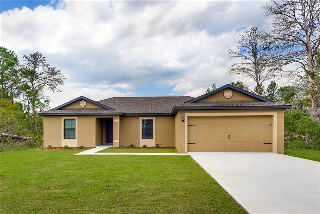 2443 ZODIAC STREET Property Photo - NORTH PORT, FL real estate listing