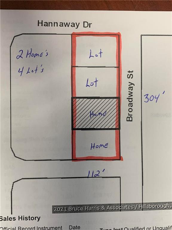 7503 & 7409 Brodway Property Photo