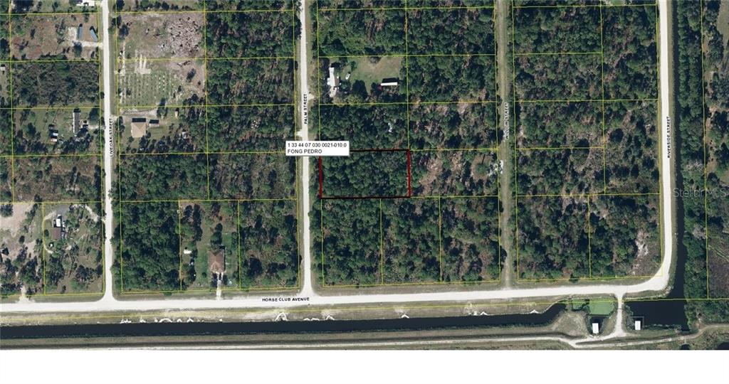 535 N PALM STREET Property Photo - CLEWISTON, FL real estate listing