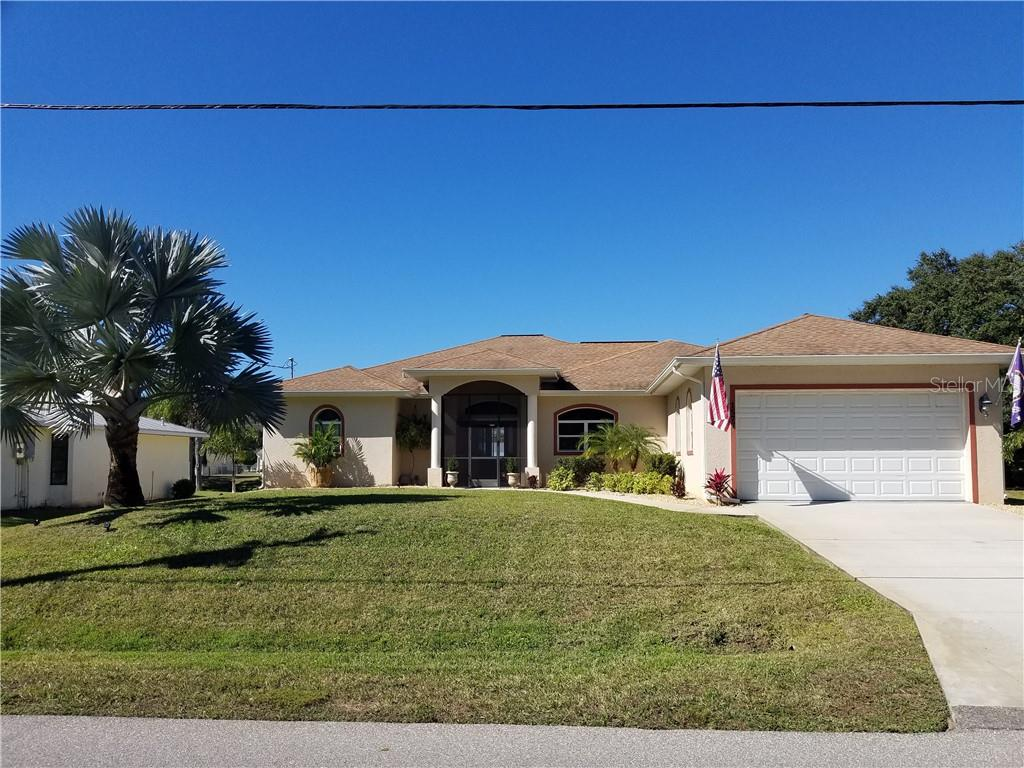 1577 ACHILLES STREET Property Photo - PORT CHARLOTTE, FL real estate listing