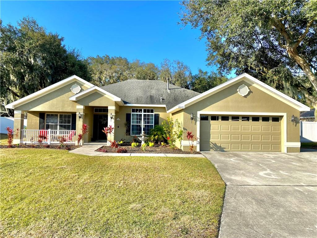 2849 BLACKWATER OAKS DRIVE Property Photo - MULBERRY, FL real estate listing