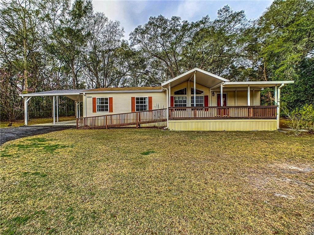 14690 NW 72ND TERRACE Property Photo - TRENTON, FL real estate listing