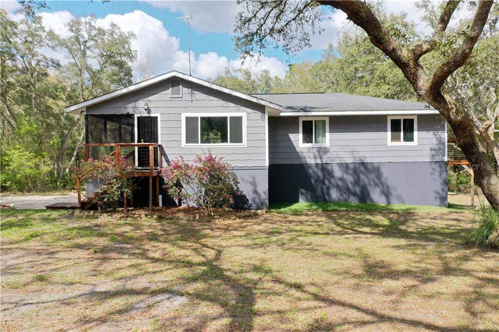 7332 IDLEWOOD DRIVE Property Photo - WEBSTER, FL real estate listing