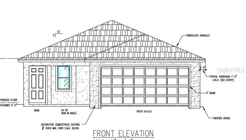 10514 S DREW BRYANT CIRCLE Property Photo - FLORAL CITY, FL real estate listing