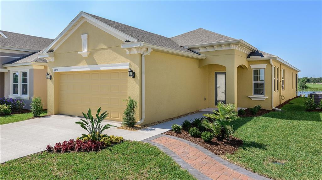3302 SAGEBRUSH STREET Property Photo - HARMONY, FL real estate listing