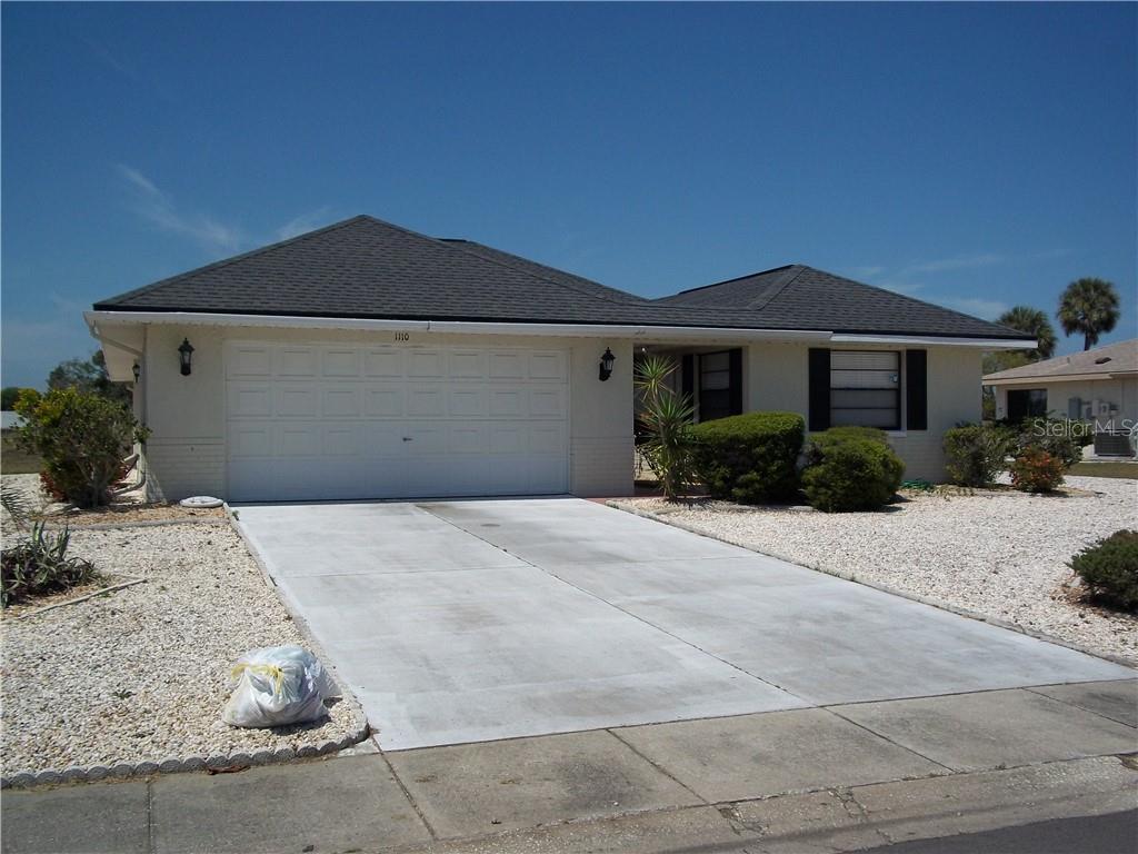 1110 El Rancho Drive Property Photo