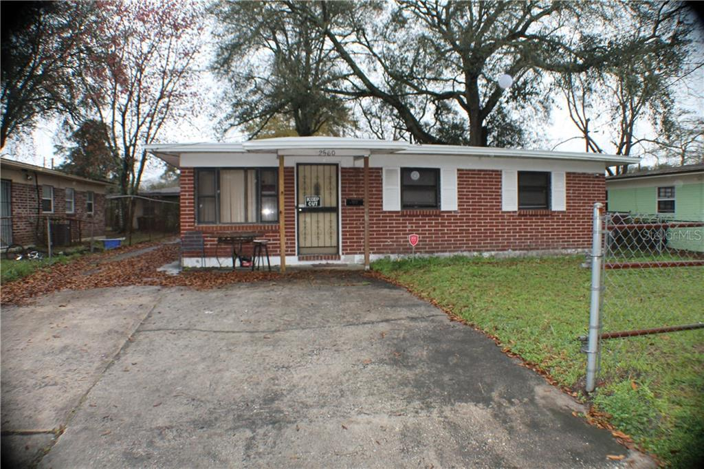 2560 W 25TH ST Property Photo - JACKSONVILLE, FL real estate listing
