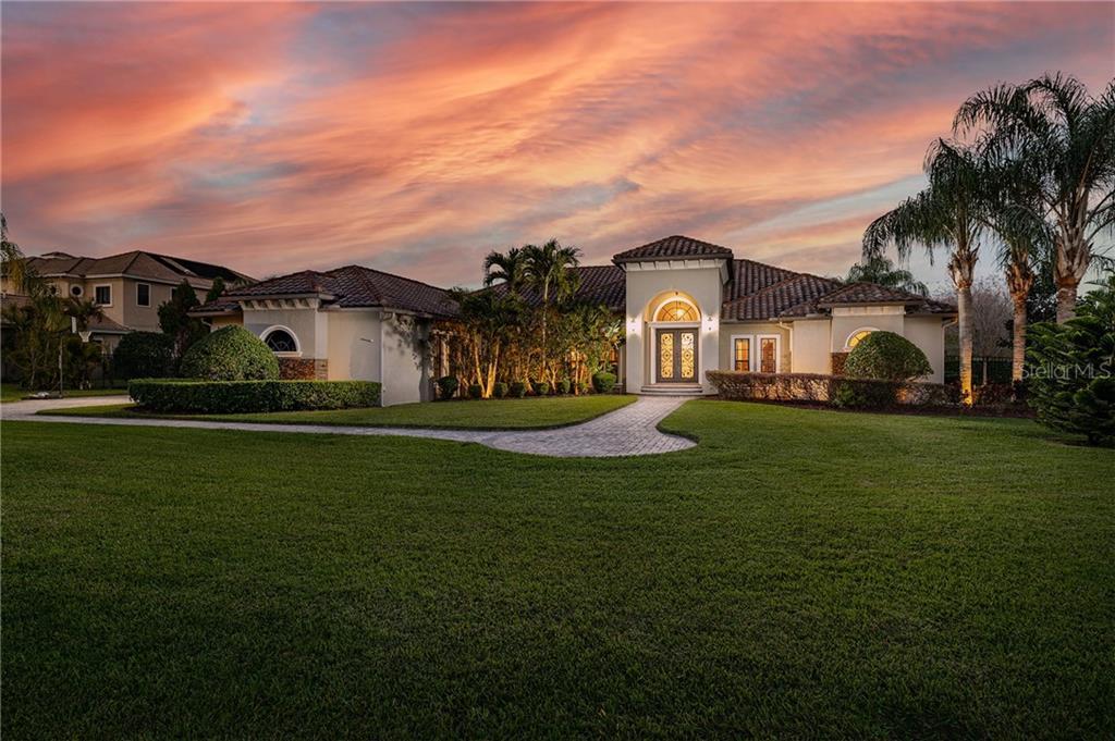 3501 CRENSHAW LAKE ROAD Property Photo - LUTZ, FL real estate listing