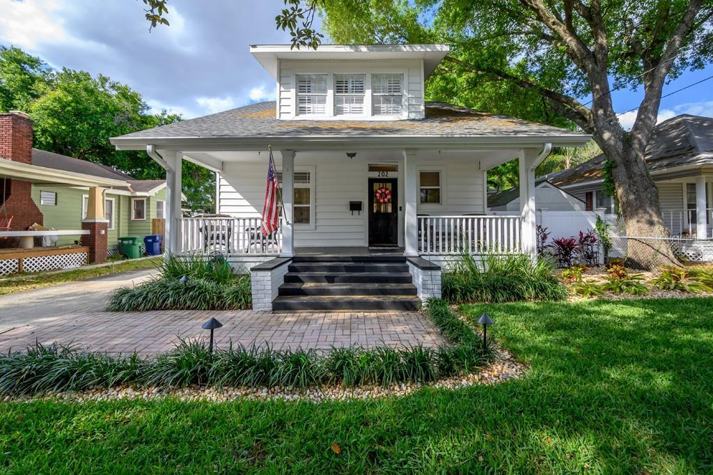 202 E JEAN STREET Property Photo - TAMPA, FL real estate listing