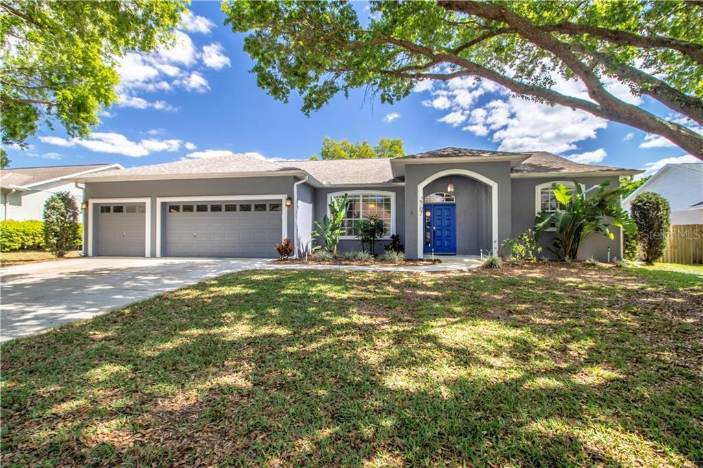2707 BENT LEAF DRIVE Property Photo - VALRICO, FL real estate listing