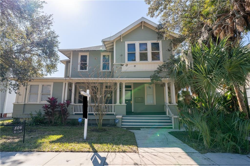 806 W De Leon Street Property Photo