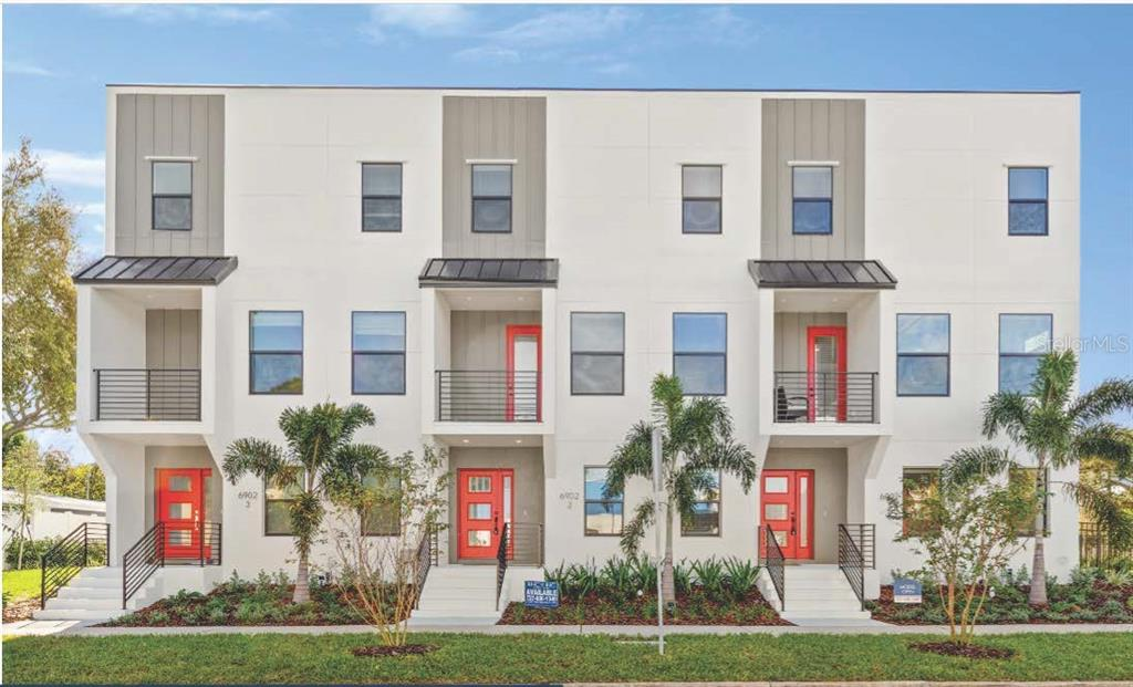 6702 S. Macdill Townhomes Real Estate Listings Main Image