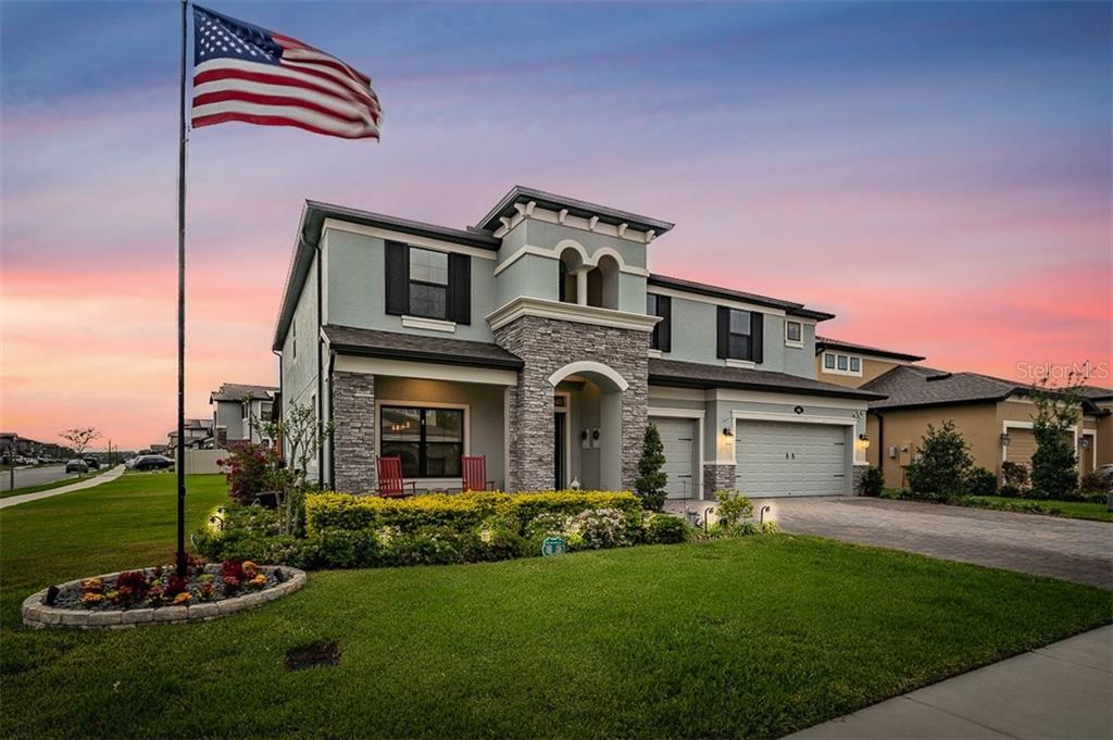 1661 CHERRY WALK ROAD Property Photo - LUTZ, FL real estate listing