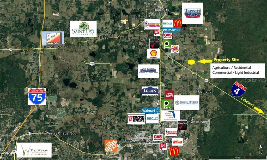 10651 Old Lakeland Highway Property Photo