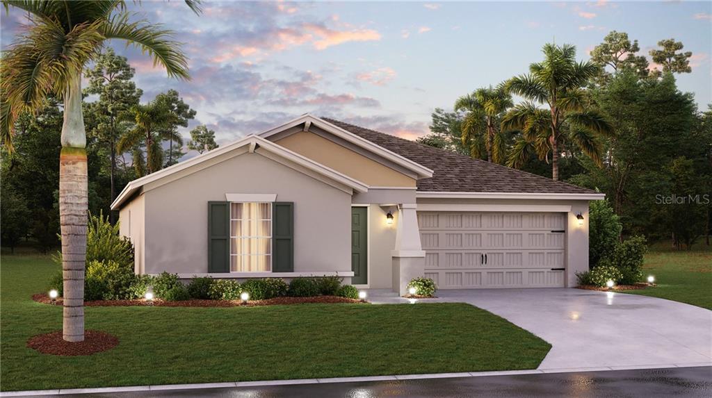 1830 HEART LAKE DRIVE Property Photo - GROVELAND, FL real estate listing