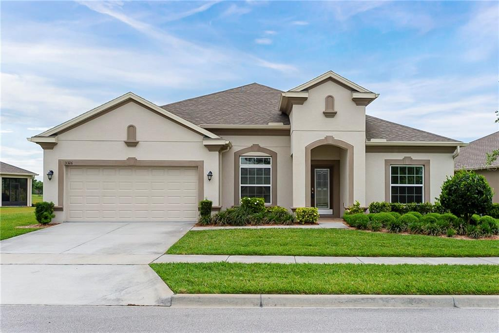 3326 SAGEBRUSH STREET Property Photo - HARMONY, FL real estate listing