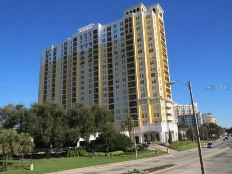 345 BAYSHORE BOULEVARD #1810 Property Photo - TAMPA, FL real estate listing