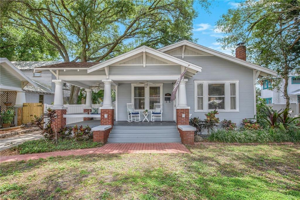 212 W POWHATAN AVENUE Property Photo - TAMPA, FL real estate listing