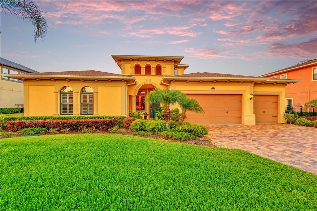 3232 CORDOBA RANCH BOULEVARD Property Photo - LUTZ, FL real estate listing