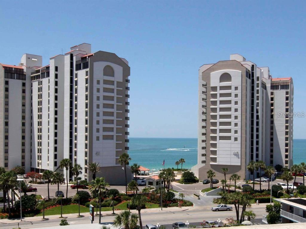 450 S GULFVIEW BOULEVARD #504 Property Photo - CLEARWATER, FL real estate listing